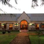 Rietfontein Ostrich Palace,  Vleirivier