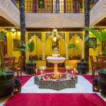 Riad Hamdane et SPA,  Marrakech