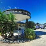 Captain Cook Motor Lodge, Gisborne