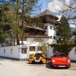 酒店图片: Romantikhotel Almtalhof, Grünau im Almtal