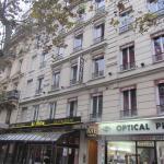 Central Hotel, Paris