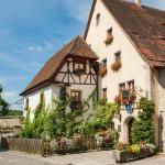 Hotel Pictures: Burghotel, Rothenburg ob der Tauber