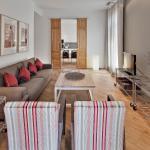 Habitat Apartments Rambla Deluxe,  Barcelona