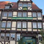 Hotel zur goldenen Sonne, Quedlinburg
