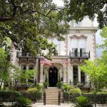 Hamilton Turner Inn,  Savannah
