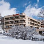 Hotel Pictures: Quadratscha Alpenhotel, Samedan