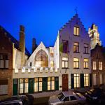 B&B Huis ´T Schaep, Bruges
