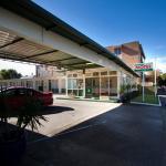 Parkville Motel, Melbourne