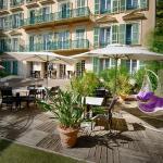 Hotel Villa Victoria, Nice