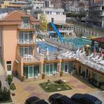 Family Hotel Santorini, Sveti Vlas