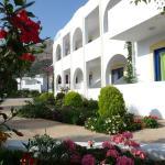 Irinoula Apartments, Livadia