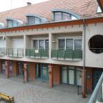 Kossuth Apartmanok, Harkány