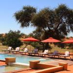 Zebra Kalahari Lodge,  Hoachanas