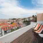 Shortstayflat Lisbon Terrace - Graca, Lisbon