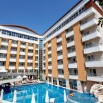 Alaiye Kleopatra Hotel, Alanya