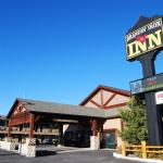 Brandin' Iron Inn, West Yellowstone