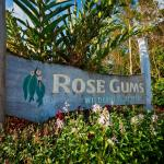 酒店图片: Rose Gums Wilderness Retreat, Butchers Creek