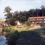 Hotel Restaurant des Lacs,  Contrexéville