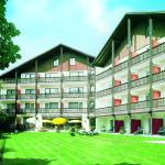 Hotel Pictures: Hotel Garni Hubertushof, Bad Füssing