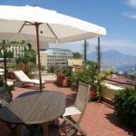 Una terrazza sul golfo, Naples