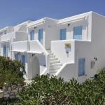 Danaides Apartments, Náousa