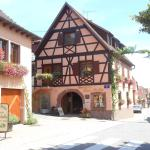 Hotel Pictures: Gite Ungersberg, Itterswiller