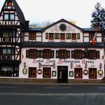 Hotel Pictures: Hotel Zum Schwarzen Kreuz, Altenahr