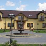 Motel-Restauracja Ballaton,  Chustki