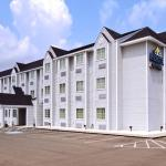 Microtel Inn and Suites Gassaway, Bison