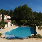 Chambres d'hôtes Roque Blanc en Provence, La Roque-d'Anthéron