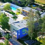 Rodzinny Klub Wypoczynkowy Niebieskie Migdały,  Okuninka