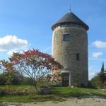La Tour du Moulin Géant, Rochefort-sur-Loire