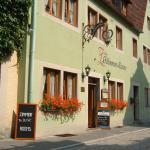 Zur Silbernen Kanne,  Rothenburg ob der Tauber