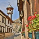 Emin Efendi Konagi,  Amasya