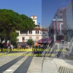Bed & Ship Archimediterraneo, Crotone