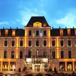Traian Grand Hotel, Iaşi
