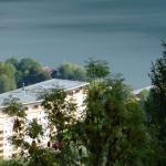 Fotografie hotelů: Ferienwohnung Seeblick, Bodensdorf