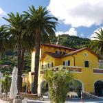 Villa Eva Beach, Ventimiglia