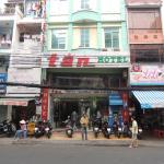 Tan Hotel Saigon, Ho Chi Minh City