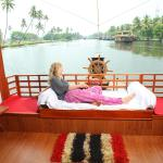 Luxury Houseboat by Nova Holidays,  Alleppey