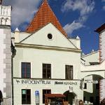 Penzion Maštal, Český Krumlov