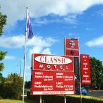 Classic Motel, Hamilton