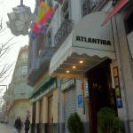 Pensión Atlántida, Granada