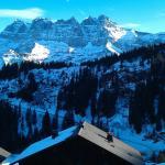 Hotel Pictures: La Marmotte, Champoussin