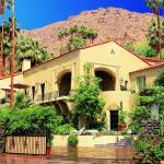 The Willows Historic Inn, Palm Springs