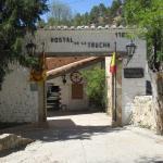 Hostal De La Trucha,  Villarluengo