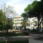 Hotel Tirreno, Sapri