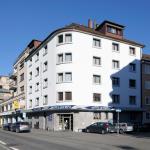 Olympia Hotel Zurich, Zürich
