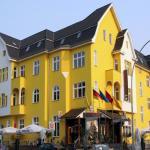 Entrée Hotel Berlin Karlshorst, Berlin