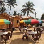 The Spring Beach Cottages, Calangute